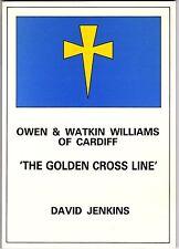 Golden Cross Line by Jenkins Owen & Watkin Williams Cardiff Merchant Shipping