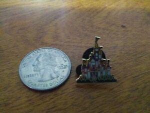 Disney WDW Four Parks One World MAGIC KINGDOM Mini Pin from Set