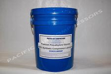 Pallube 32 Sullivanpalatek Polyalkylene Glycol Synthetic Compressor Fluid 5 Gal