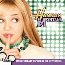 Hannah Montana Soundtrack Audio CD