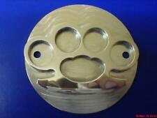 CNC 3D KNUCKLEDUSTER TIMER IGNITION COVER HARLEY DAVIDSON BUELL