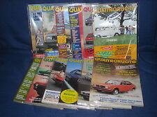 QUATTRORUOTE - Anno 1978 completo - QS/EDICOLA