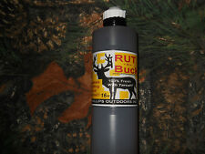 RUT-n-Buck - 35oz. Bottle of Whitetail Buck in Rut Urine with Tarsal/ Buck Lure
