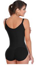 0417 Body Shaper Vest Panty High Back Trainer Waist Shape wear (Zip)