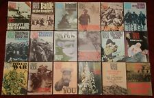 Purnells HISTORY OF THE FIRST WORLD WAR (Choose Issue)