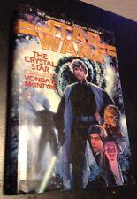 Star Wars: The Crystal Star by Vonda N. McIntyre (1994, Hardcover)