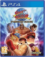Street Fighter 30th Anniversary Collection | PlayStation 4 PS4 New (4)