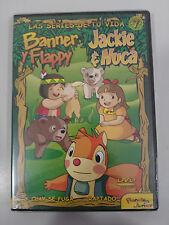 JACKIE & NUCA BANNER Y FLAPPY SERIE TV VOL 7 - DVD 2 CAPITULOS REGION 0