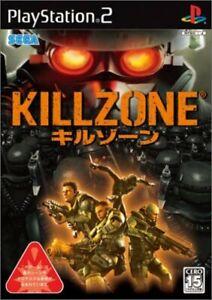 GAME PS2 Killzone PlayStation 2 /Sony JAPAN