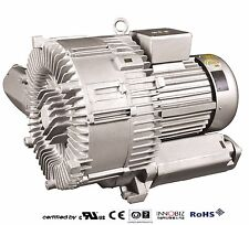 Pacific Regenerative Blower PB-1302 (HRB-1302), Ring, Vacuum and Pressure Blower