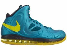 Nike MEN'S Air Max HYPERPOSITE Tropical Teal/Sonic Yellow SIZE 10.5 BRAND NEW