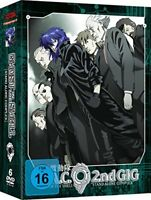 Ghost in the Shell S.A.C. Stand Alone Complex - Staffel 2 DVD 2nd GIG