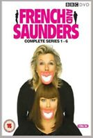 Nuovo Francese E Saunders Serie 1 A 6 Collezione Completa DVD