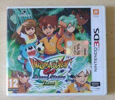 INAZUMA ELEVEN GO CHRONO STONES TUONO NINTENDO 2DS 3DS ITALIANO COME NUOVO PAL