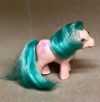 MLP My Little Pony Baby Bonnet Ballet Dance Studio Beddy Bye Blinking Eyes 1986