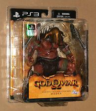 God of  War Hades Series 1  Action Figure Figur PS3 Neu / OVP