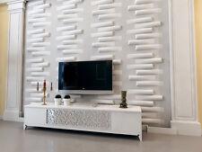 3D Wall Panels Textured Design Art Pack of 12 Tiles 32 Sqf Mod 136805