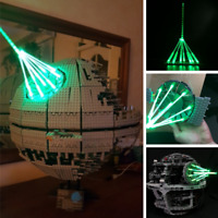 LED Light Kit For LEGO 10143 75159 10188 Star Wars Death Star II Ultimate Weapon