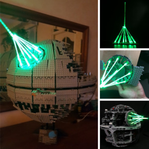 LED Light Kit For 10143 75159 10188 Star Wars Death Star II Ultimate Weapon set