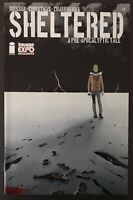 Sheltered #1 Expo Variant First Printing Comic Book from 2013 NM