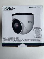 Invid Tech 2mp Ip Surveillance Camera 2.8 To 12mm Facial recognition