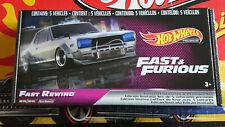 Hot Wheels Fast & Furious Fast Rewind Coffret de Luxe  Edition Limitée (ET)
