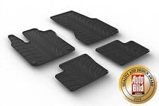 Design Passform Gummimatten Gummi Fußmatten Smart Forfour 453 ab 2014>
