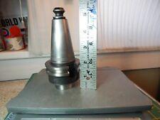 #4764 Parlec C40-12Emt Boring Head Tool Holder#1700 w/Adaptor Metalworking Tool