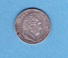 (F.92) MONNAIE DE LOUIS PHILIPPE 1/4 DE FRANC 1836 A (SUP+)