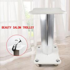 Beauty Salon Machine Use Stand Rolling Cart Beauty Spa Trolley Holder 60Kg Load