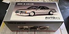 AUTOART AUTO ART 1/18 BMW M 635 CSI