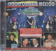 CD/DVD - Grupo Canaveral Humberto Pabon NEW Disco Cumbia Mexico FAST SHIPPING !