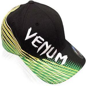 Venum Electron Brazil Hat black MMA UFC Fightwear