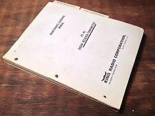 King KT 45  Radar RT Service manual, part of KWX 50, KWX-60 System