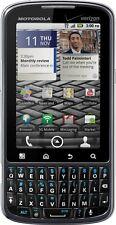Motorola XT610 - Black (Verizon) Smartphone Qwerty Keyboard - N/O