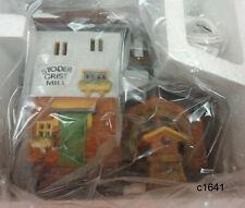 Dept 56 Alpine Village Stoder Grist Mill #59536 new in box