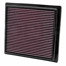 K&N Replacement Air Filter - 33-2457 - Performance Panel - Genuine Part