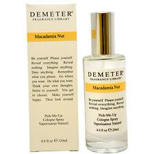 Macadamia Nut by Demeter for Women - 4 oz cologne Spray
