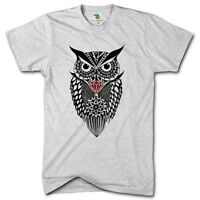 Diamond Owl Fashion Swag Dope Tshirt Mens Hipster Top Womens Festival T Shirt