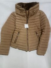 Zara Casual Quilted Coats & Jackets for Women