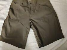 Kuhl Logo Nylon/Spandex Stretch Shorts Men's Sz 32!