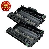 2pk DR630 DR660 Drum Unit For Brother HL-L2320D HL-L2340DW HL-L2360DW HL-L2380DW