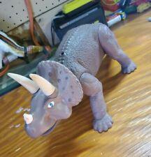 Playskool Vintage Definitely Dinosaurs Dozer Triceratops 1987