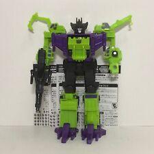 Transformers Decepticon Sixbuilder! Micromaster Combiner Devastator Takara Japan