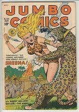 Jumbo #123 Comics Very Nice F/VF GGA!