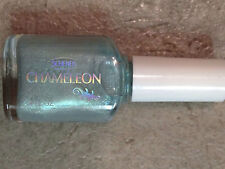 NEW CHAMELEON NAIL POLISH C33 MIST GREEN MINT LACQUER SHIMMER .4OZ  DISCONTINUED