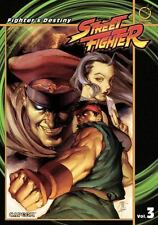 Street Fighter Vol 3: Fighter's Destiny 2009 TPB Udon Entertainment Capcom