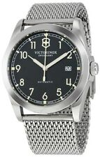 Swiss Army Victorinox Swiss Military Infantry Stainless Steel Watch 241587