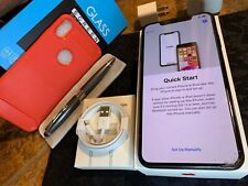 Apple iPhone XS MAX (64gb) Blacklisted (A1921) iCL0UD L0CKED Cracked {93%} iOS13