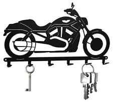 Schlüsselbrett - Motorrad Cycle - MC Club - Schlüsselboard, Hakenleiste Metall
